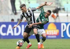 Gabriel - Palmeiras 1x0 Santos - Allianz Parque - Campeonato Paulista (Final) 26/04/2015