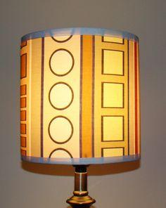 Nordic Rug lamp shade