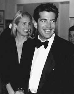 John F. Kennedy Jr. & Carolyn Bessette