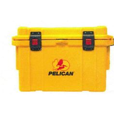 Pelican 20QT Yellow Cooler *** Visit the image link more details.(This is an Amazon affiliate link and I receive a commission for the sales)