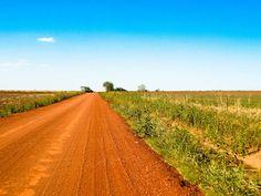 Oklahoma Red Dirt Roads