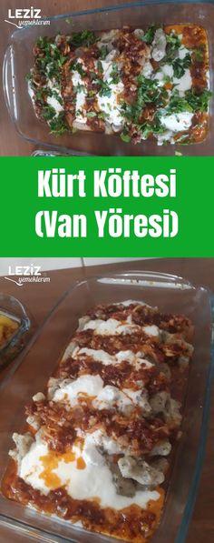 Kürt Köftesi (Van Yöresi) Turkish Recipes, Ethnic Recipes, Turkish Kitchen, Ketogenic Diet, Health Fitness, Food And Drink, Cooking Recipes, Homemade, Chicken