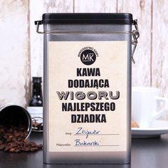 Kawa personalizowana WIGOR