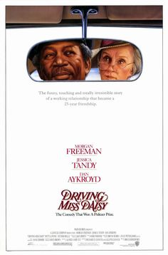 Driving Miss Daisy 11x17 Movie Poster (1990)