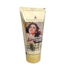 Shahnaz Husain Shascrub Face and Body Scrub Women 14 Ounce ** Details can be found by clicking on the image.