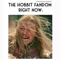 Yep ... That's exactly what I looked like during the BOTFA's and one hour later too ...