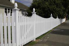 Victorian Gardens, Fencing, Future House, Colonial, Sidewalk, Profile, Outdoor Decor, User Profile, Fences