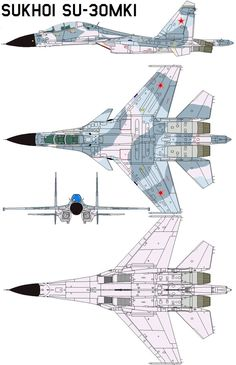 Su-30 MKI overview The Su-30MKI version is a development of the Su-27 series. Though a variant of Su-30, the Su-30 MKI is more advanced than the basic Su-30 or the Chinese Su-30 MKK aircraft. Its a...