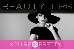 The best beauty tips and tricks, natural beauty tips, beauty tips for women, and so much more...