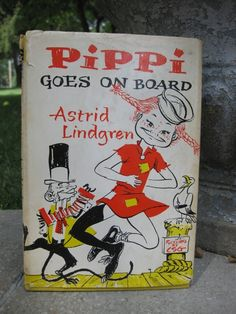 Pippi Longstocking Loved these when I was a kid.  Read them several times
