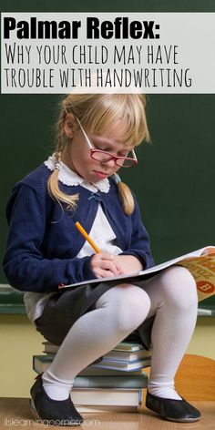 Palmar Reflex: Where the Problem Begins with Poor Handwriting, Pencil Grip and Fine Motor Development | ilslearningcorner.com