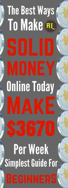 Need money NOW? Make Money Online with Simplest and Genuine Method! Legit work-from-home job that pays well. Find out all about how you could work from home and earn passive income from home. The best method to make money online.More Than 40000 Beginners are making $3670+ Per Week. Start earning passive income from home. The best way to work from home and earn money online in 2017. Click to see how >>>