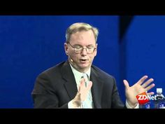 ▶ Google's Eric Schmidt on Steve Jobs, Microsoft, patents, and more - YouTube