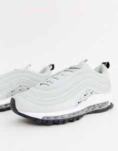 check out 2cffb d58a2 Nike - Air Max 97 - Baskets avec mini virgule - Gris