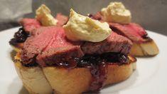 Awesome Steak-Crostini