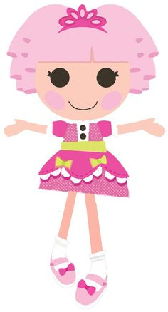 Lalaloopsy Birthday Party Centerpiece