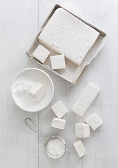 Sarah Dall's Easy Homemade Marshmallows