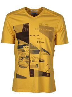 CAMISETA CHILL M/C C/V-009 marca CHEVIGNON