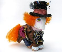 Mad Hatter Pony