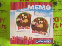Memo Masha and the Bear