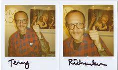 Terry Richardson for A Polaroid Story