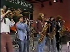 """Tower Of Power 🔥""""What Is Hip?"""" [Soul Train November From the album: """"Tower Of Power"""" Released: May 1973 """"Tower of Power"""" is the third album release. Soul Music, My Music, Tower Of Power, Funk Bands, The Family Stone, Old School Music, Soul Singers, Soul Funk, Clips"""