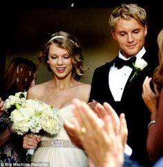 Taylor Swift wears Reem Acra wedding gown in Mine music video