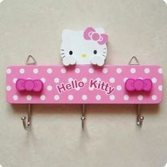 Hello Kitty Wall Hook