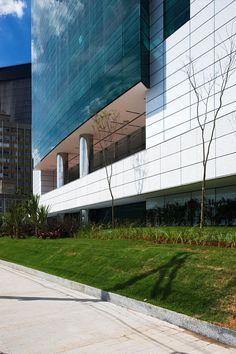 Eldorado Business Tower - Galeria de Imagens | Galeria da Arquitetura