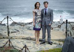 Los príncipes Federico y Mary de Dinamarca en Chile