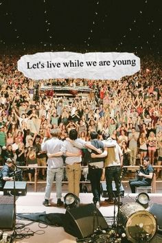 Mumford And Sons - Whispers In The Dark - Let's live while we are young