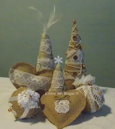 Allestimenti  Natale 2014! Una creazione esclusiva di Barbara Pantano, titolare di Come nei Sogni