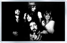 Acrylic Fridge Magnet. Size (Approx): 3 x 2 inches (8 x 5 cm). Fleetwood Mac, Magnets