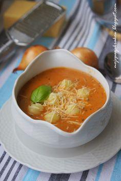 moje pasje: Zupa bolońska Soup Recipes, Diet Recipes, Vegan Recipes, World Recipes, Winter Food, Different Recipes, Food Design, Soul Food, Food Photography