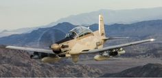 Military and Commercial Technology: The Air Force's next step after its light attack demo: A combat trial