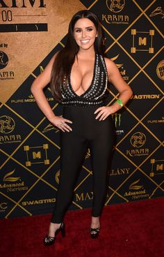 Abigail Ratchford - All the Looks from the 2016 Maxim Hot 100 Party - Photos