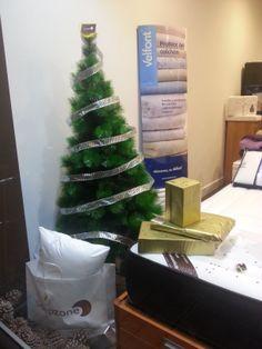 Ya tenemos árbol de Navidad