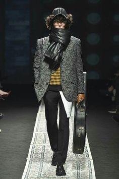 MÜNN Fall-Winter 2017/18 - Seoul Fashion Week