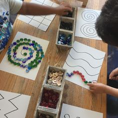 Inquiring Minds: Mrs. Myers' Kindergarten: Lines, Dots and So Much More!