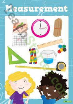 Measurement Classroom Decoration Pack Teaching Resource