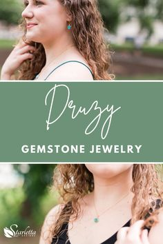 This delicate circle necklace is just the understated piece you've needed in your collection! The 10 mm turquoise green druzy bead is hand-wrapped with gold wire making it one of a kind. This is the perfect piece of jewelry to add that elegant pop of color to any wardrobe! #druzybead #druzynecklace #gemstonenecklace #elegantjewelry Gold Circle Necklace, Cute Necklace, Boho Necklace, Fashion Necklace, Handmade Bridal Jewellery, Handmade Bracelets, Wedding Jewelry, Druzy Jewelry, Rose Gold Jewelry