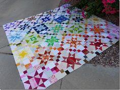 Quiltville's Quips & Snips!!: Quilt-Cam, The Morning After!
