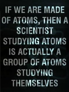 Fun with atoms.