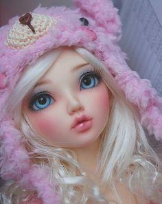 Beautiful Barbie Dolls, Pretty Dolls, Ooak Dolls, Blythe Dolls, Enchanted Doll, Kawaii Doll, Realistic Dolls, Digital Art Girl, Smart Doll