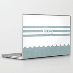 Enjoy Sea Laptop & iPad Skin