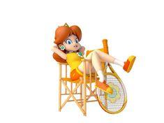 pictures of princess daisy from mario Mario Und Luigi, Mario Bros., Mario Party, Princess Peach Mario Kart, Nintendo Princess, Super Mario Kunst, Super Mario Art, Princesa Daisy, Princesa Peach