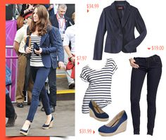 Look for Less: Kate Middleton