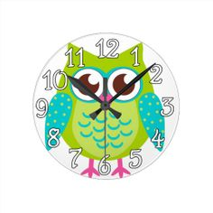Green Owls Gift Wallclock Yes I can say you are on right site we just collected best shopping store that haveThis Deals          Green Owls Gift Wallclock today easy to Shops & Purchase Online - transferred directly secure and trusted checkout...