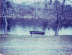 I Saved a Seat for You (2009). Polaroid Colorpack IV + Polaroid 669 film.