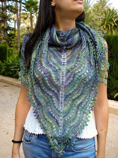 "Holden ""The Third"" Shawl"